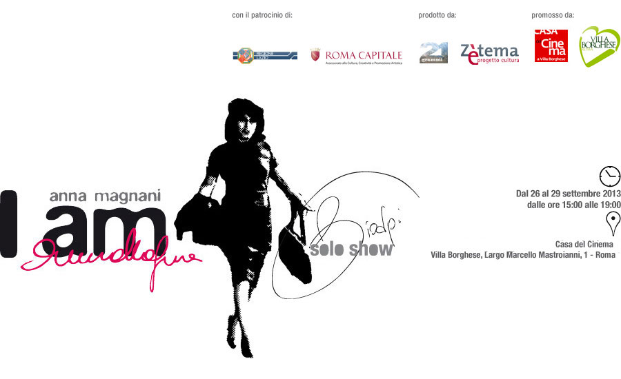 copyright I am anna magnani - www.iamannamagnani.it
