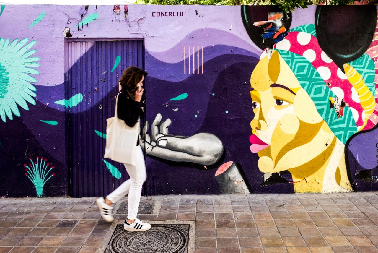 Benimaclet - Murales