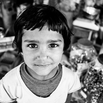 Indian Childrens portraits
