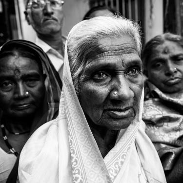 Indian Men and Women portraits