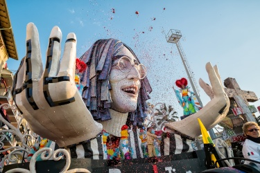 Il Carnevale a Viareggio