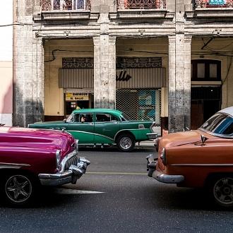 Cuba - old cars