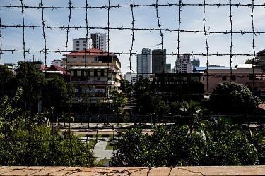 Cambodian Prison Toul Sleng - S-21