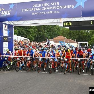 2019.07.28 Brno (European Championship-U23 men/Elite men-women)