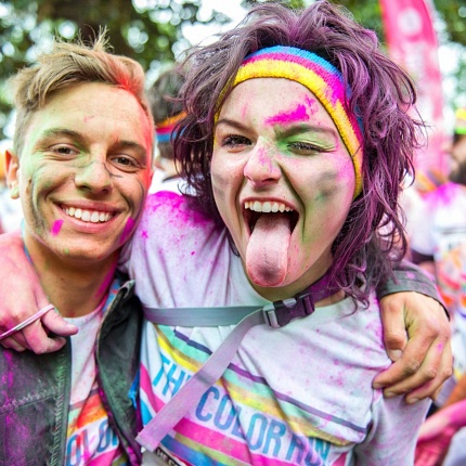The Color Run Firenze
