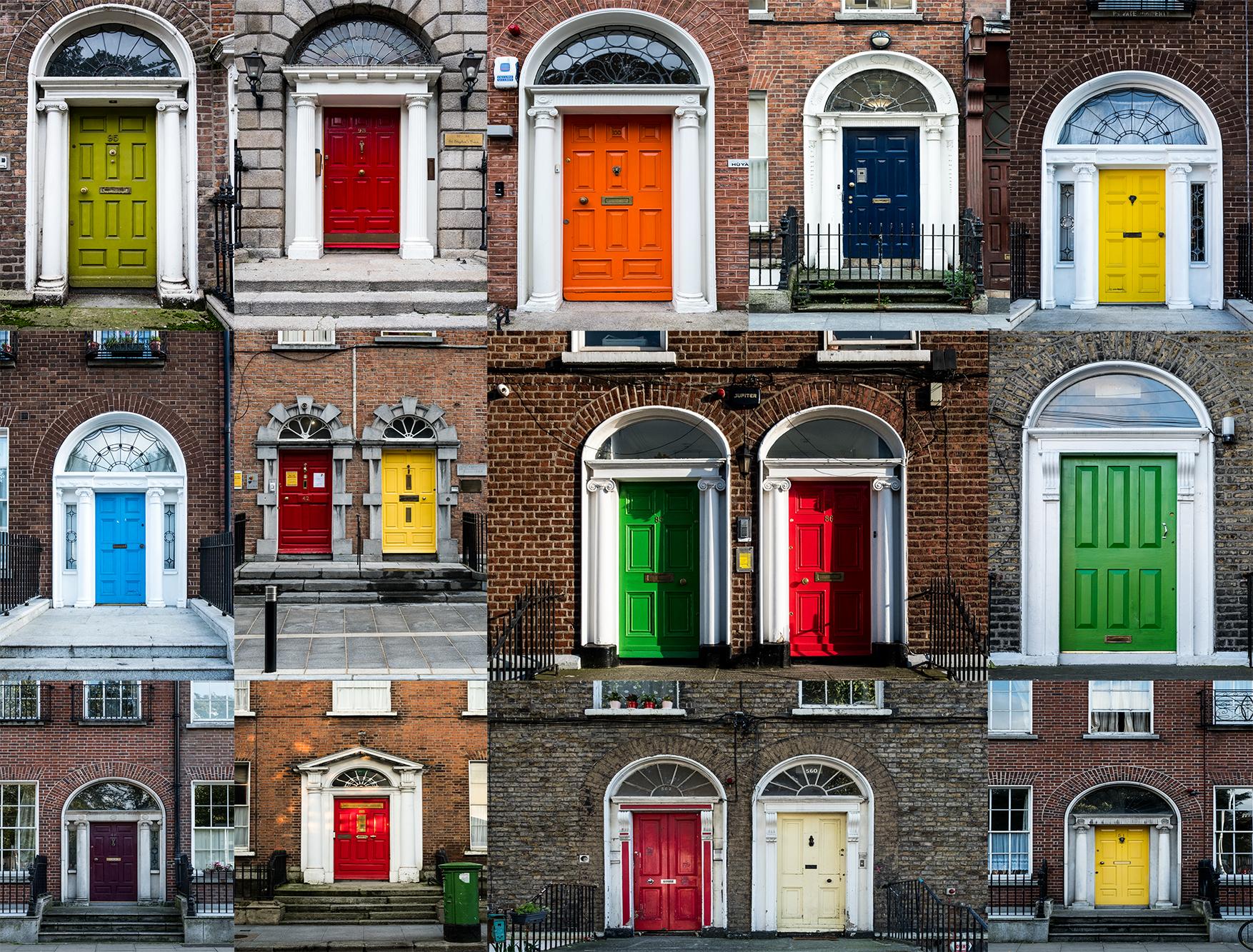 Dublino, 9898416 «Nella bella città di Dublino, dove le ragazze sono così carine vidi per la prima volta la dolce Molly Malone che portava il suo carretto, per strade strette e larghe
