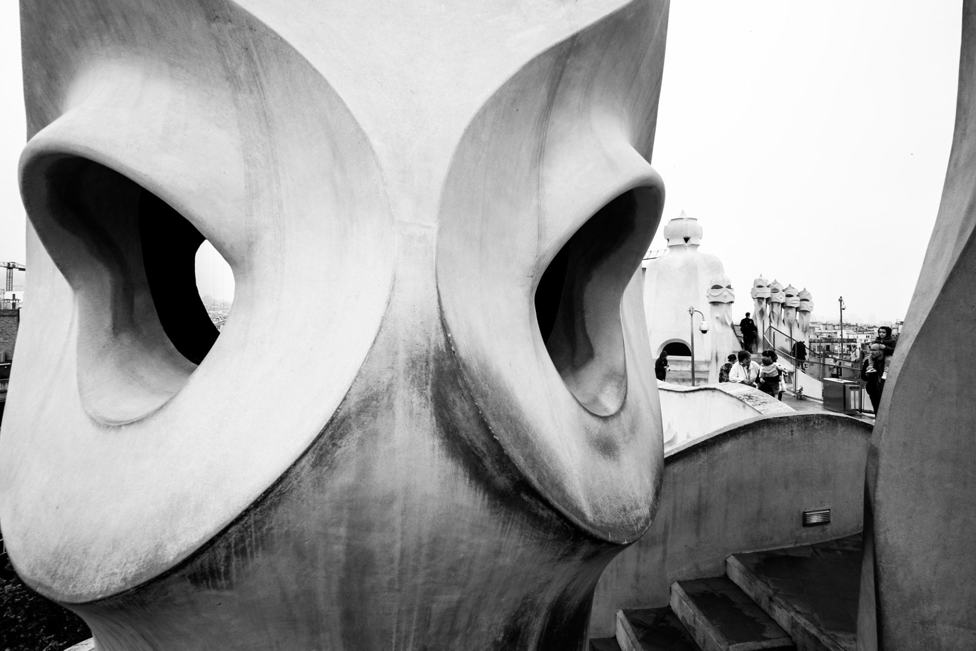 """Barcellona, la capitale del modernismo , """"È una vera sfortuna scoprire una seconda città oltre la propria che diventi una vera città natale... Una quarantina di anni fa ho avuto un colpo di fortuna: ho incontrato"""