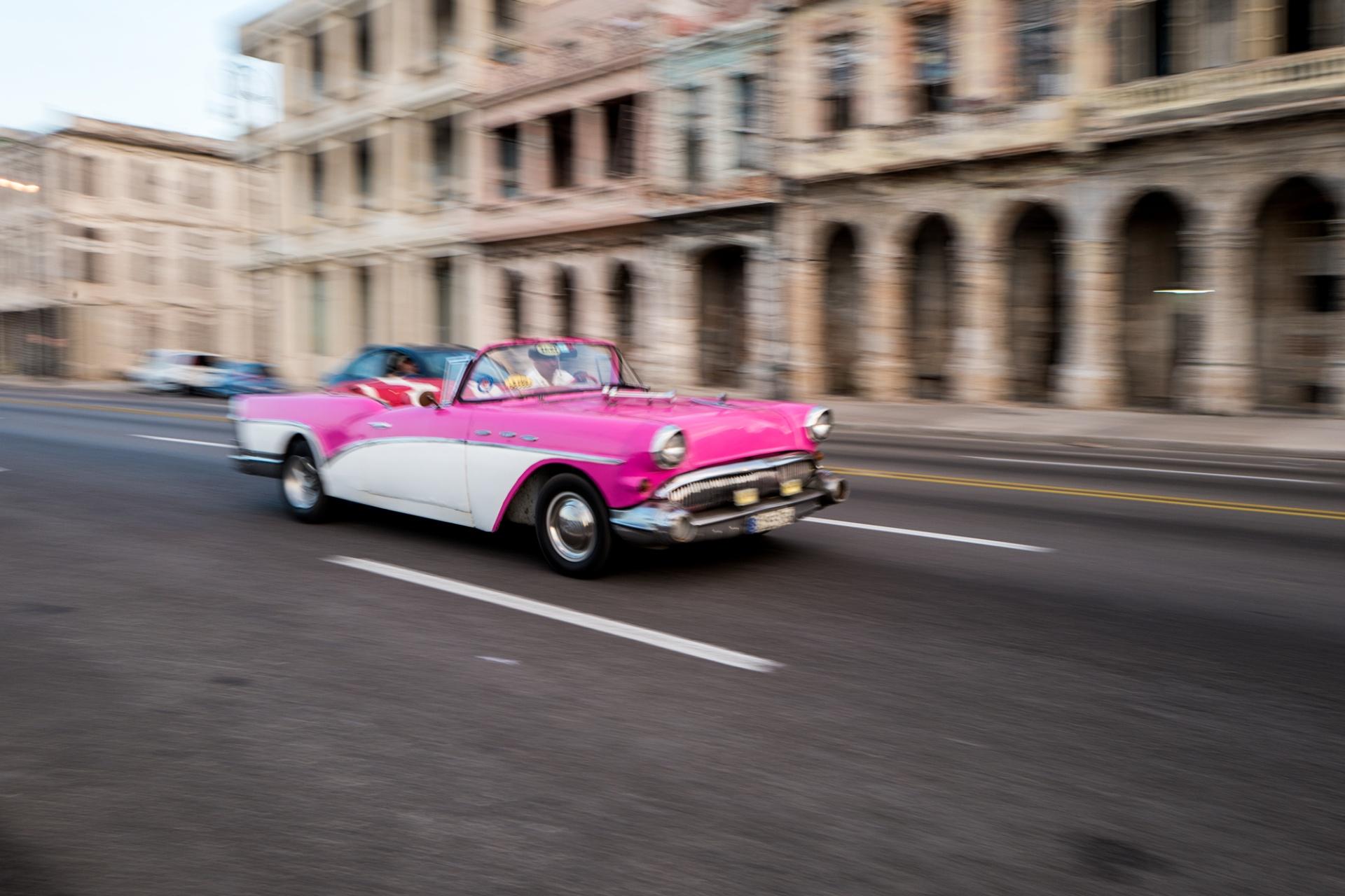 Cuba - old cars,