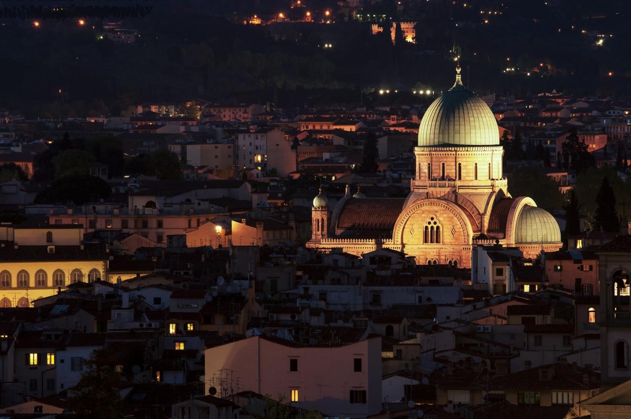 Firenze - La Sinogaga