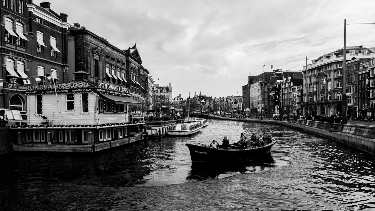 Amsterdam, la città del gezellig