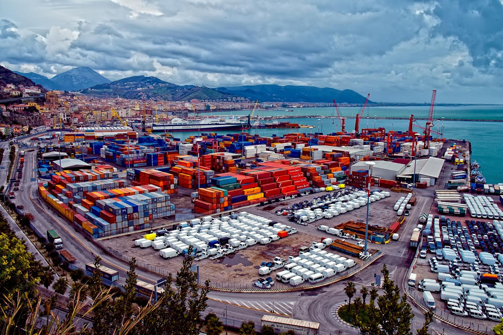 Salerno - Porto commerciale