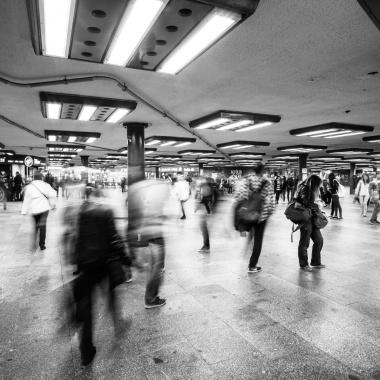"""Mobilità urbana (tratta dal reportage """"Budapest, la capitale della mitteleuropa"""")"""