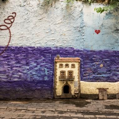 Barrio El Carmen - La casa dei gatti