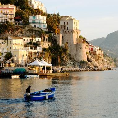 Cetara - Il borgo marinaro