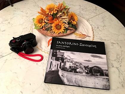 Santorini, la perla dell'Egeo
