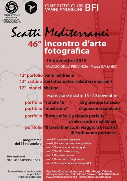 Scatti Mediterranei 2015