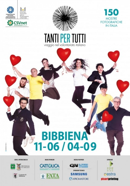 Tanti per Tutti - Viaggio nel Volontariato Italiano